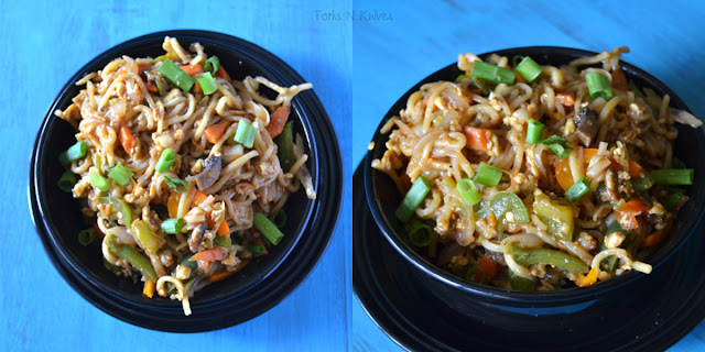 Oriental Style Noodles   How To Make Quick Asian Stir Fry ...