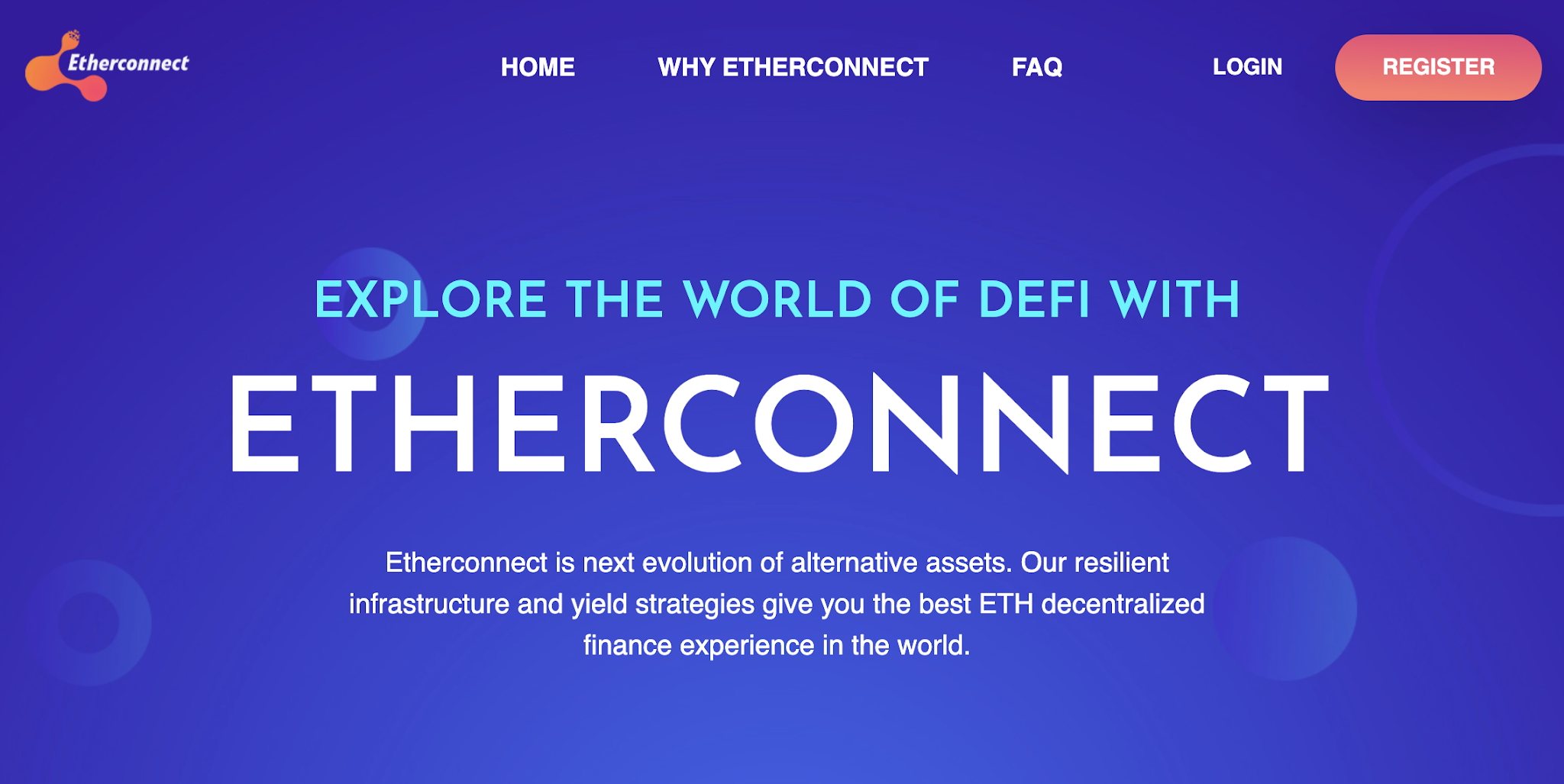 review hyip : Etherconnect.co