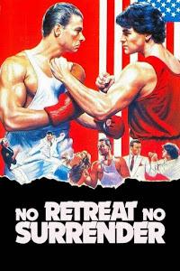 No Retreat, No Surrender Poster