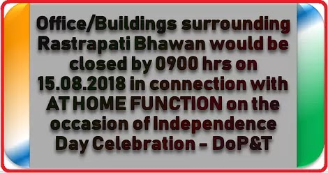 closure-of-office-buildings-surroindings-r.p.-bhawan-in-connectin-with-at-home-function