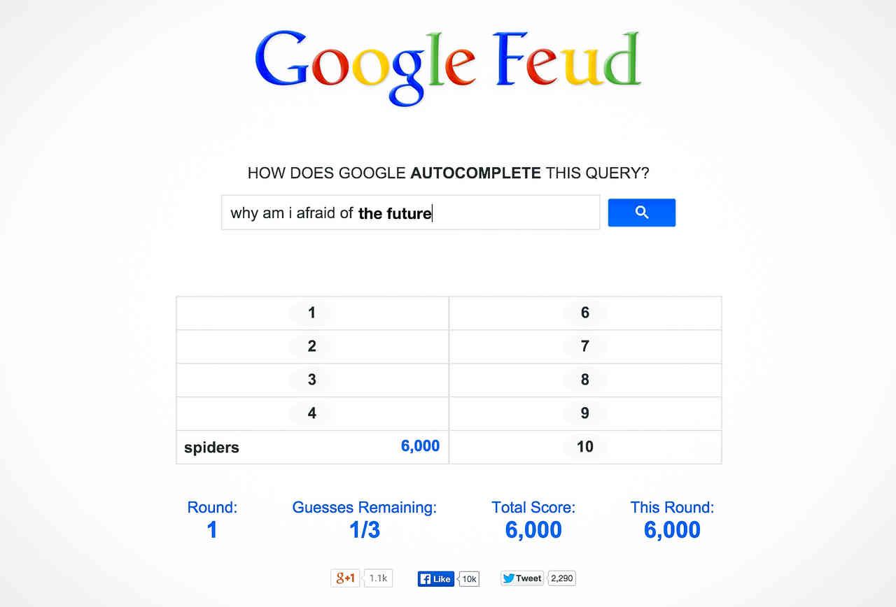 Enchanted Hufflepuff: Google Feud
