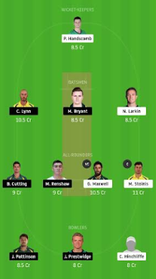 HEA vs STA dream 11 team | STA vs HEA