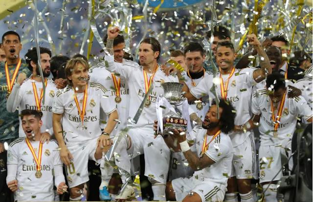 Cabaran Teka Nama Pemain Dalam Tulisan Jawi Daripada Real Madrid