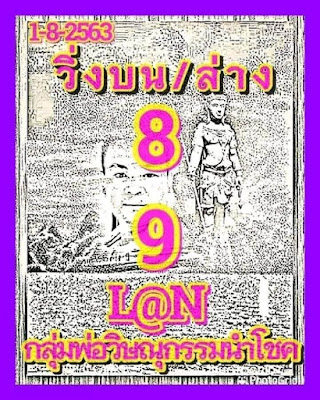 Thailand Lottery 3up Game Facebook Timeline Blog Spot 01 August 2020