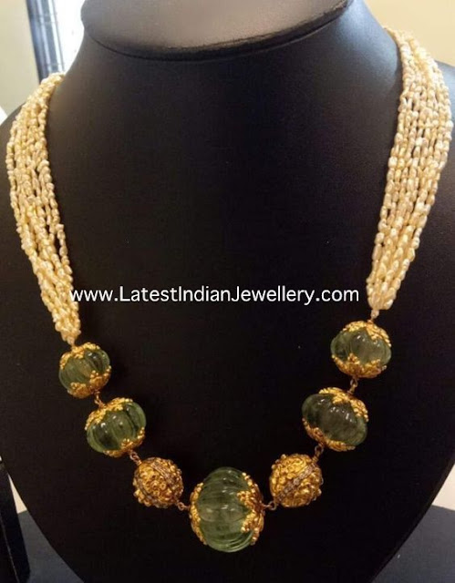 15gms Beads Necklace