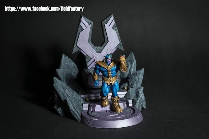 Thanos Crisis Protocol.