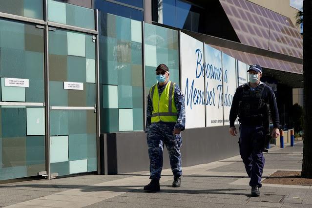 Australia-Polices