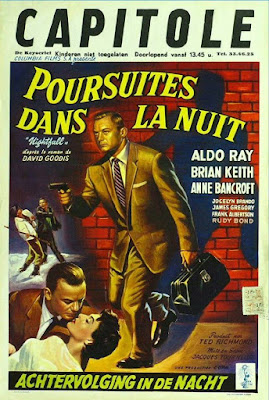 Nightfall - French Movie Poster
