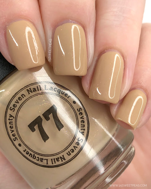 Seventy Seven Nail Lacquer Sleigh All Day