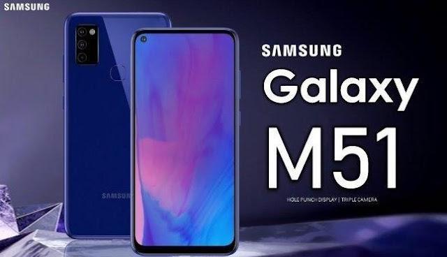 Resmi Resmi Rilis Galaxy M51, Berikut Harga Samsung Bulan September 2020