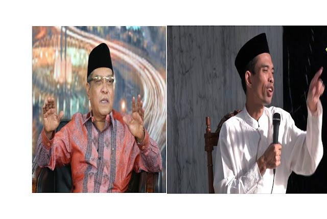 Heboh Jawaban Said Aqil Siradj Saat Ditanya 'Kenal Ustadz Somad?'