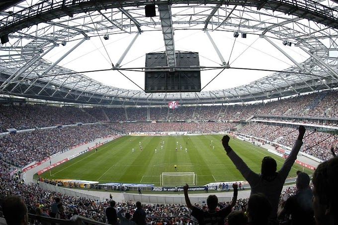 Top 10 Largest Football Stadiums In The World By Capacity