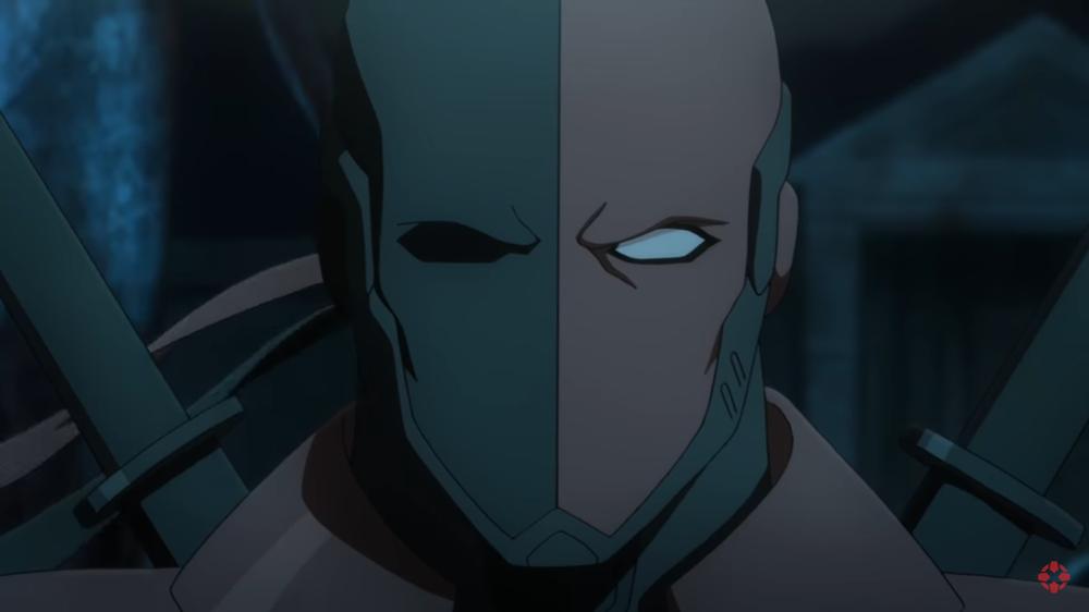 Teen Titans The Judas Contract Trailer