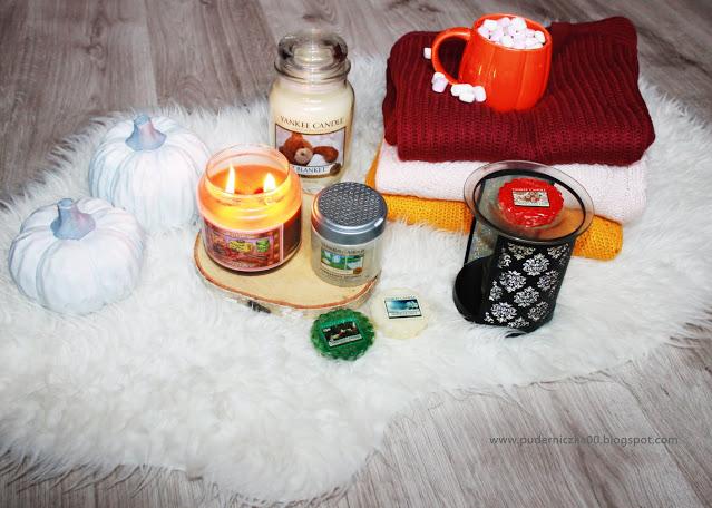 Jak pachnie jesień - najlepsze zapachy do domu