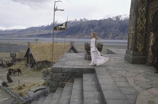 Éowyn en Edoras