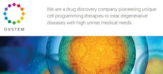 OxStem Design Stem Cell Therapies For Age-Related Diseases With Unmet Medical Need