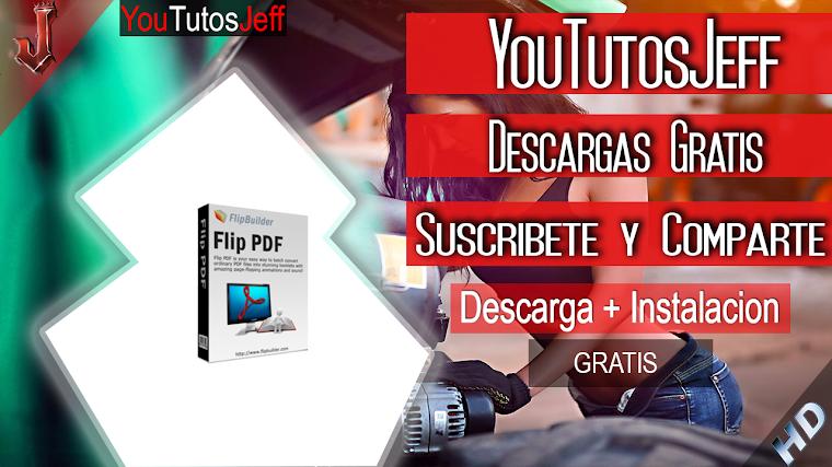 FlipBuilder Flip PDF v4.4.5.1 FULL ESPAÑOL