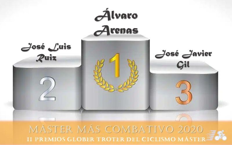 Premio y finalistas al Máster más Combativo 2020