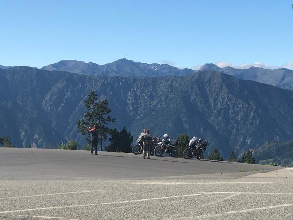 Andorra también es un paraíso para los moteros