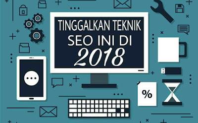 Prediksi SEO tahun 2018