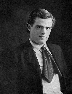 picture of young jack london