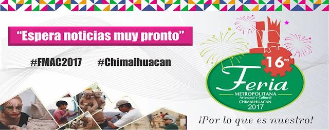 feria metropolitana artesanal chimalhuacán 2017