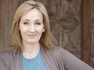 J.K. Rowling (kekayaan bersih: $1 miliar)