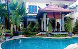 Villa Semer Kerobokan Bali Dijual