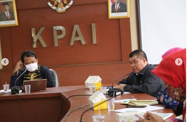 H. Sugianto Nangolah, SH,MH :  Raperda Perlindungan Anak Sangat Penting Keberlangsungan Kehidupan Anak