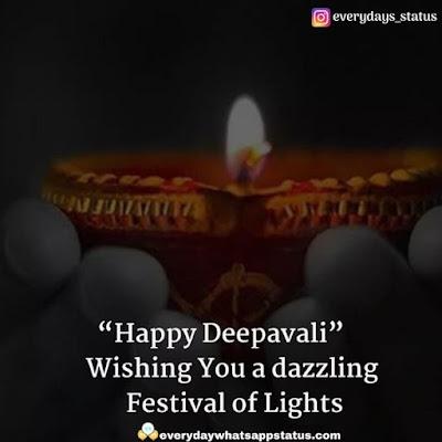 diwali greetings | Everyday Whatsapp Status | Unique 120+ Happy Diwali Wishing Images Photos