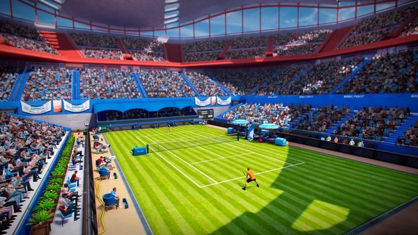 Tennis World Tour PC Game