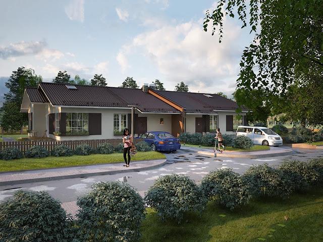 Вид на дом с улицы