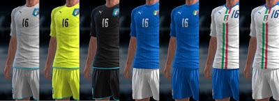 Italy EURO 2016 [UPDATE]