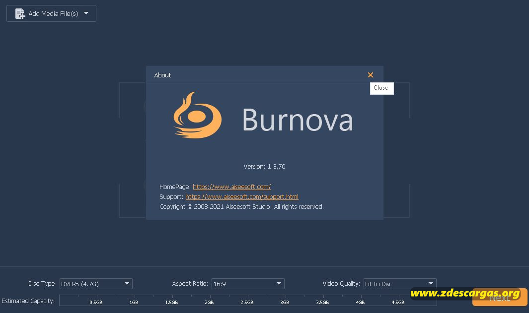 Burnova Full Español