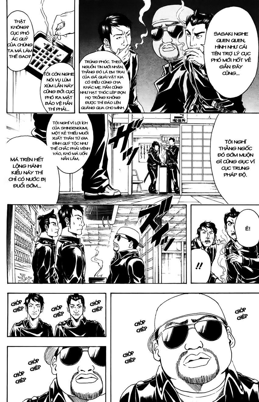 Gintama Chap 366 page 3 - Truyentranhaz.net