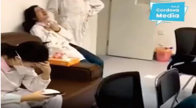 Rumasakit di Wuhan Kuwalahan, Perawat Frustasi Harus Kerja Non Stop