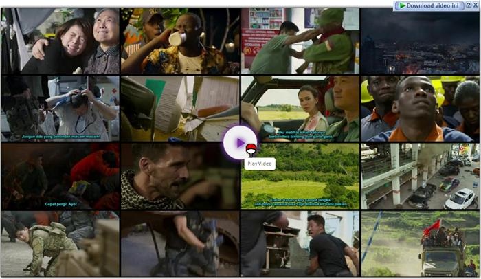Screenshots Download Film Gratis Wolf Warrior II (2017) BluRay 480p MP4 Subtitle Indonesia 3GP Free Full Movie Streaming
