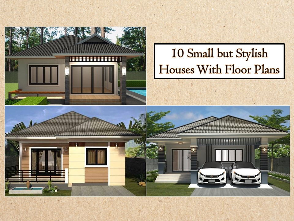 There are many factors should be considered in planning the construction of your home. But for us Filipinos, aside from location, one very important factor to consider is your budget! Since building a house is quite pricey in the country, your budget will determine how big or small your house is. If the budget is in place, next to consider is the design or style of the house to be built.  If we cannot afford to have a big house. Choosing a small house is not a bad option. And while it's always easier to work with lots of space, taking on the challenge of designing a small home is much more rewarding in the end sometimes—especially when it ends up looking like your dream home.  So if you are searching for a small house plan that can be ideal for your small family, here are 10 where you can get major inspiration in building your own! These houses are proof that small can be stylish and beautiful!