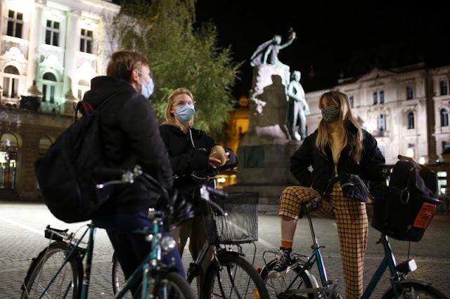 Leállítják a gazdaságot a járvány miatt Szlovéniában