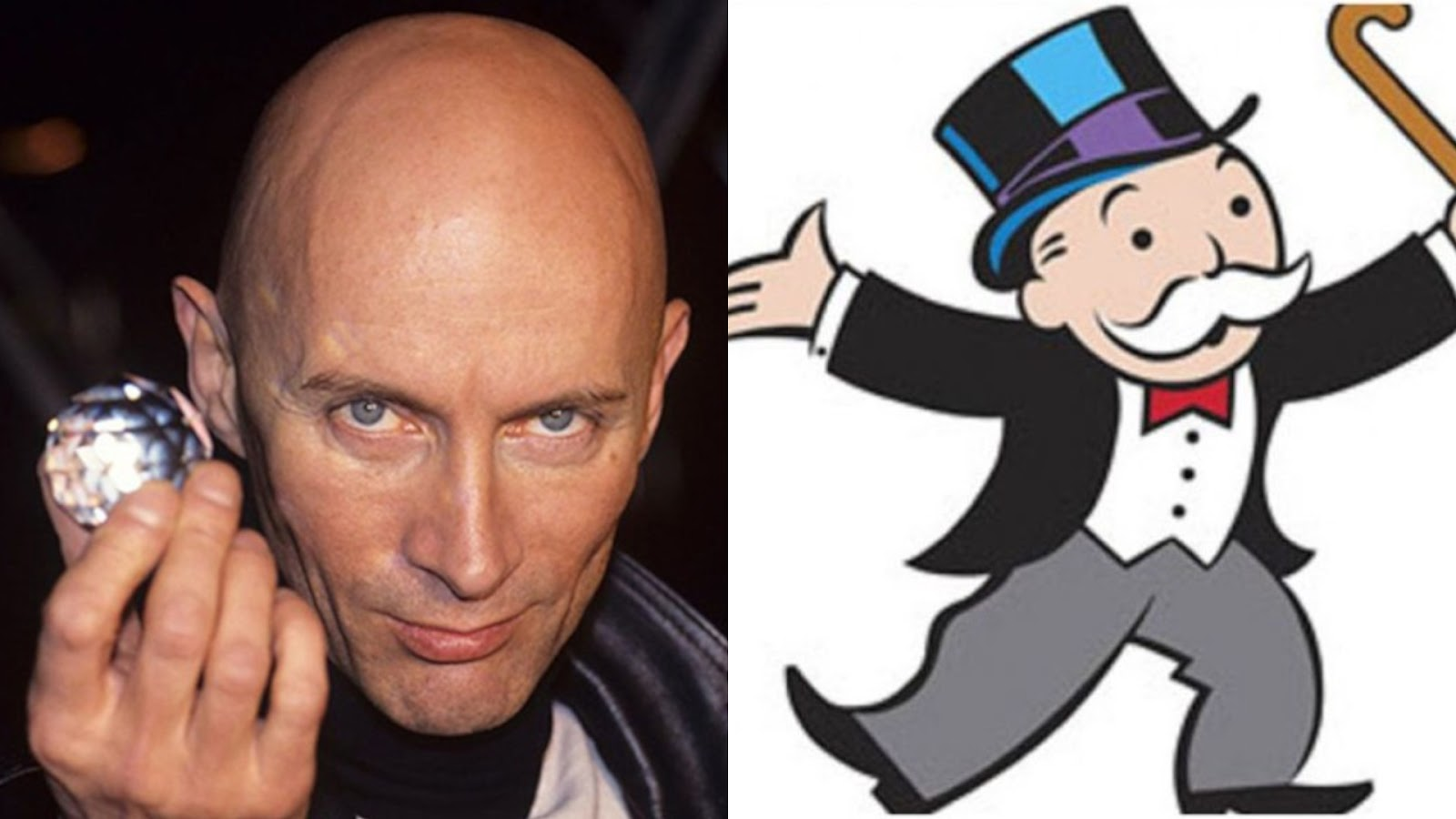 News Collider - Board Game News - Live-Action Immersive Monopoly Richard OBrien Rich Uncle Pennybags