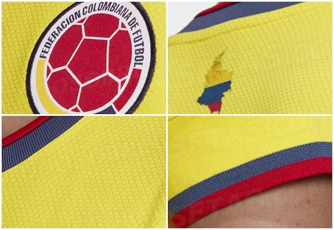 Se acabaron las especulaciones: Este es el nuevo diseño de la camiseta de la Selección Colombia para la Copa América [VIDEO]