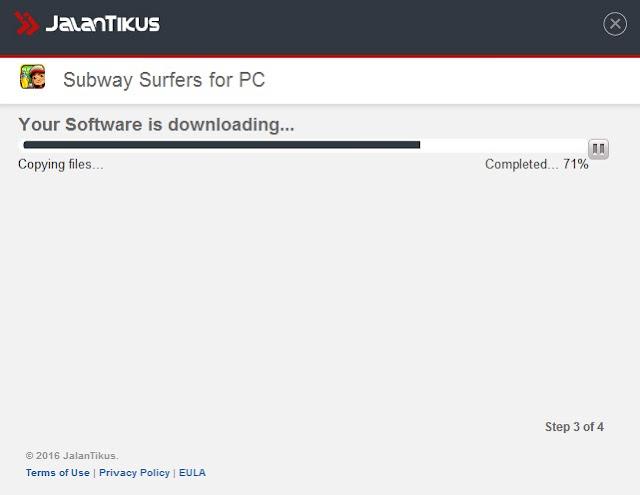 Subway Surfers for PC di Jalantikus.com