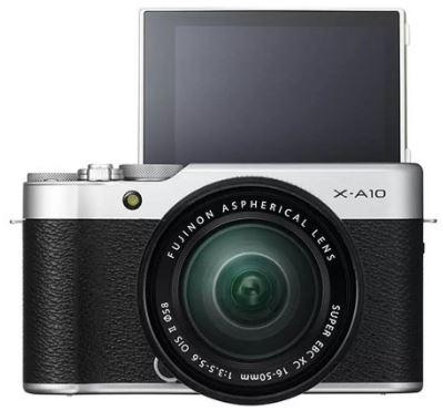 Harga dan Spesifikasi Fujifilm Mirroless X-A10  464475065b