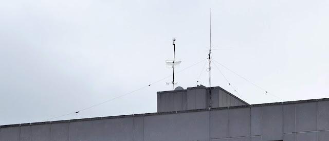 Antenas de EA1AER