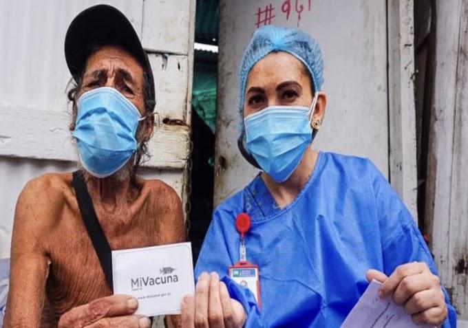Comienza hoy la vacunación anticovid para habitantes de la calle en Villavicencio