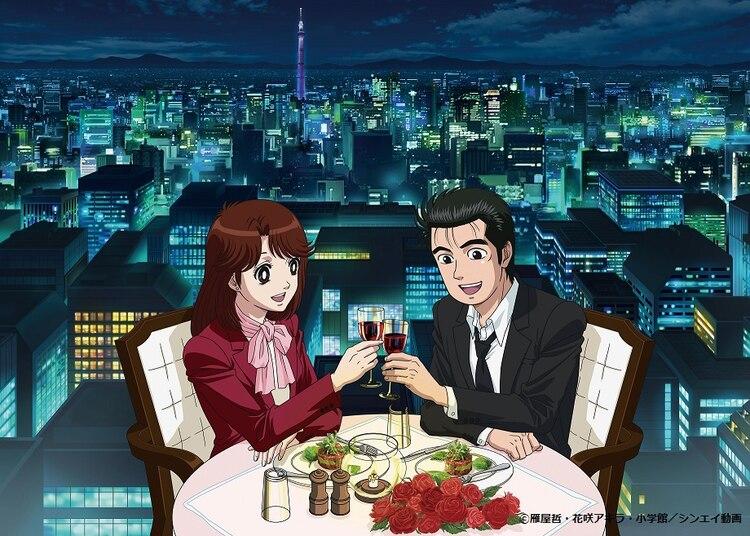 "Channel YouTube Anime ""Oishinbo"" Dibuka Dengan 121 Video Berurutan"