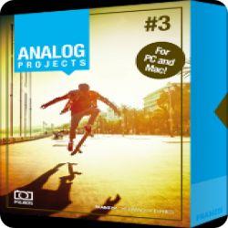 تحميل ANALOG projects 3  مجانا لتعديل الصور مع كود التفعيل Win وMac