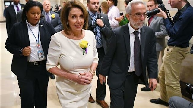 US President Donald Trump 'engaged in cover up,' Nancy Pelosi says amid mounting pressure to impeach Trump
