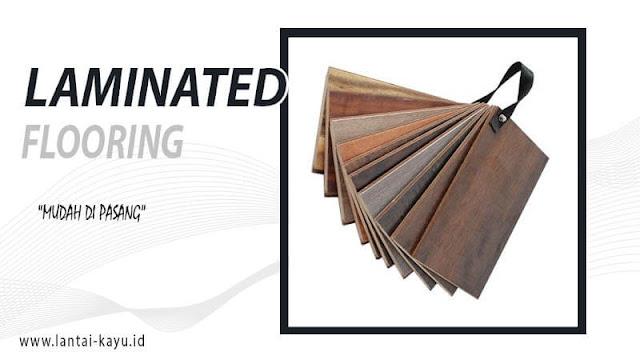 produk lantai kayu laminate