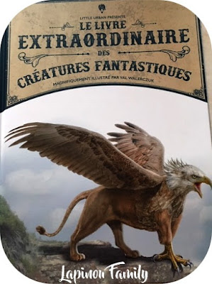 livre extraordinaire creatures fantastiques 1